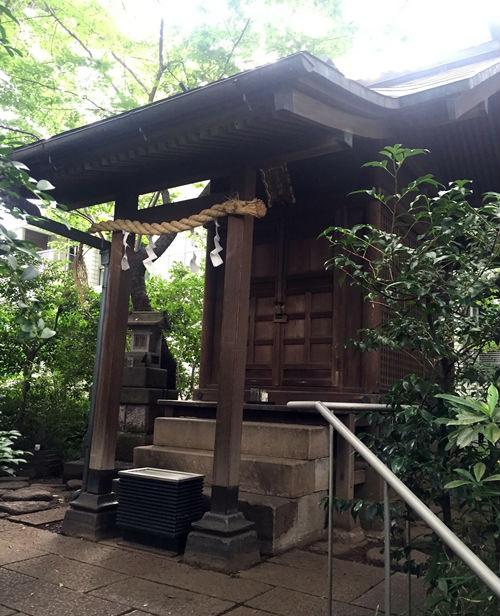 「猿楽神社」の社