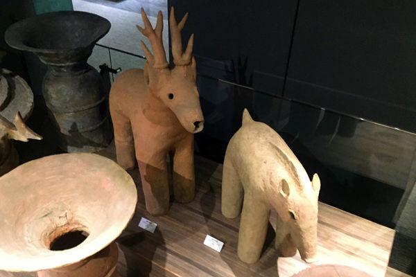 動物の埴輪