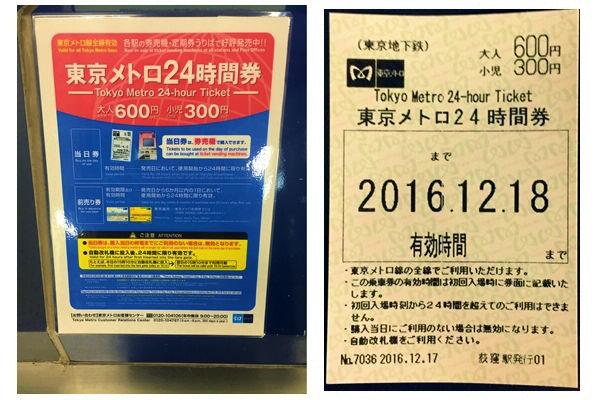 600円で24時間乗り放題!「東京メトロ24時間券」を使ったモデル ...