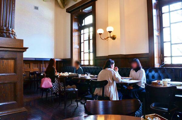 Cafe1894の店内