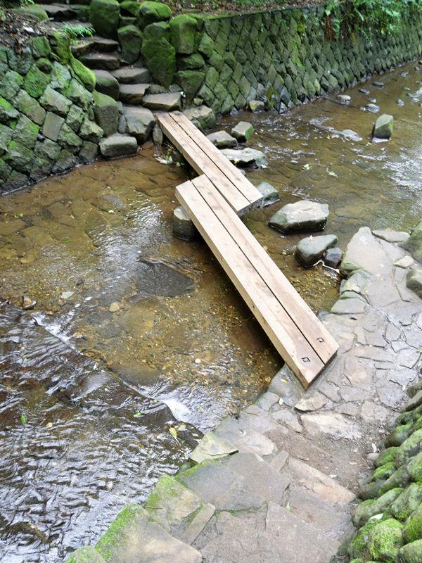 かけられた橋