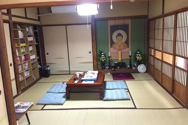 マンガの部屋