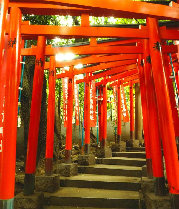 赤坂山王稲荷神社