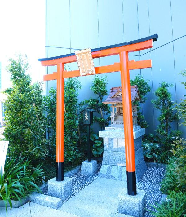 靍護稲荷神社