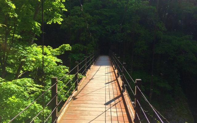 1つ目の橋